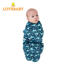 iiilovebaby 100% Cotton Baby Sleeping Bag Summer Stroller 3-4 Month Maxi Cosi Newbron Cartoon Sleep Slaapzak Spiworek