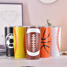 Tumbler Car Coffee Tea mug stainless steel double wall Outdoor Travel portable Vacuum insulated Bottle Thermos Water Flask