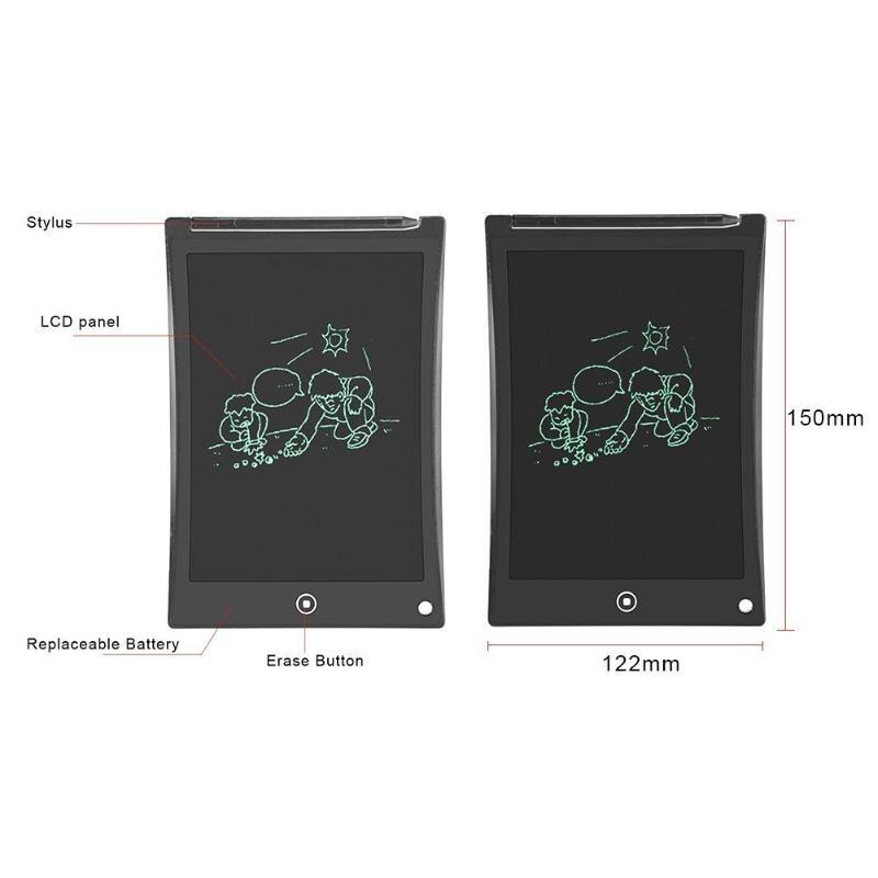 Digitale Tabletten Studie Board Draagbare 8.5 inch LCD Elektronische Schrijven Tablet Digitale Tekening Pad Tafels voor Kids Oldman