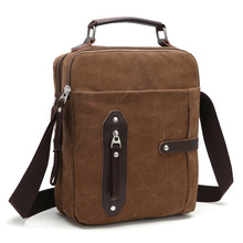 Shoulder Bags Pack School for Teenager Mens Fashion Travel Cool Canvas Bag Men Messenger Crossbody Bolsa Feminina