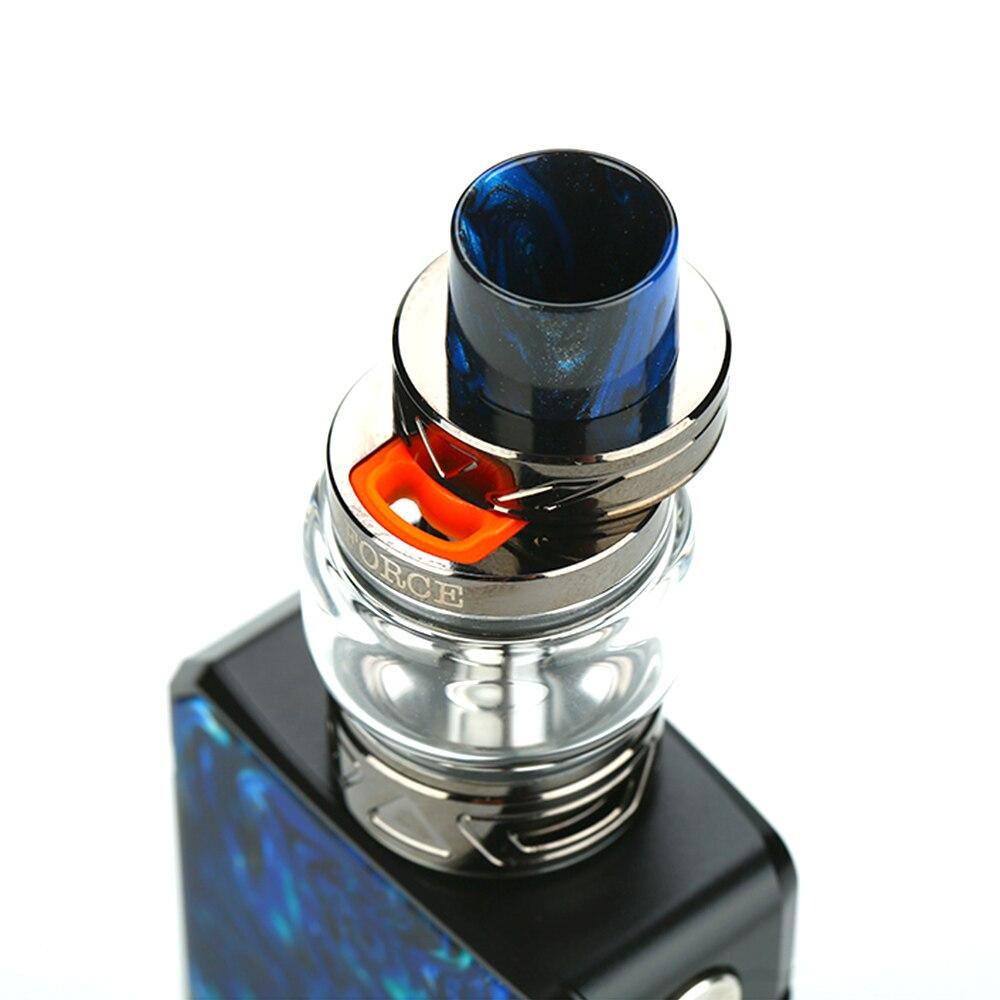 D'origine VOOPOO Glisser Mini 117 W TC Kit avec 5 ml/2 ml UFORCE T2 4400 mAh et GÈNE. FIT Puce Nouveau Uforce N1/P2 Bobines vs Glisser 157 w/Naboo - 4