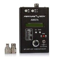 Питание от аккумулятора RF Анализатор Импеданса AW07A HF + УКВ + UHF антенный анализатор