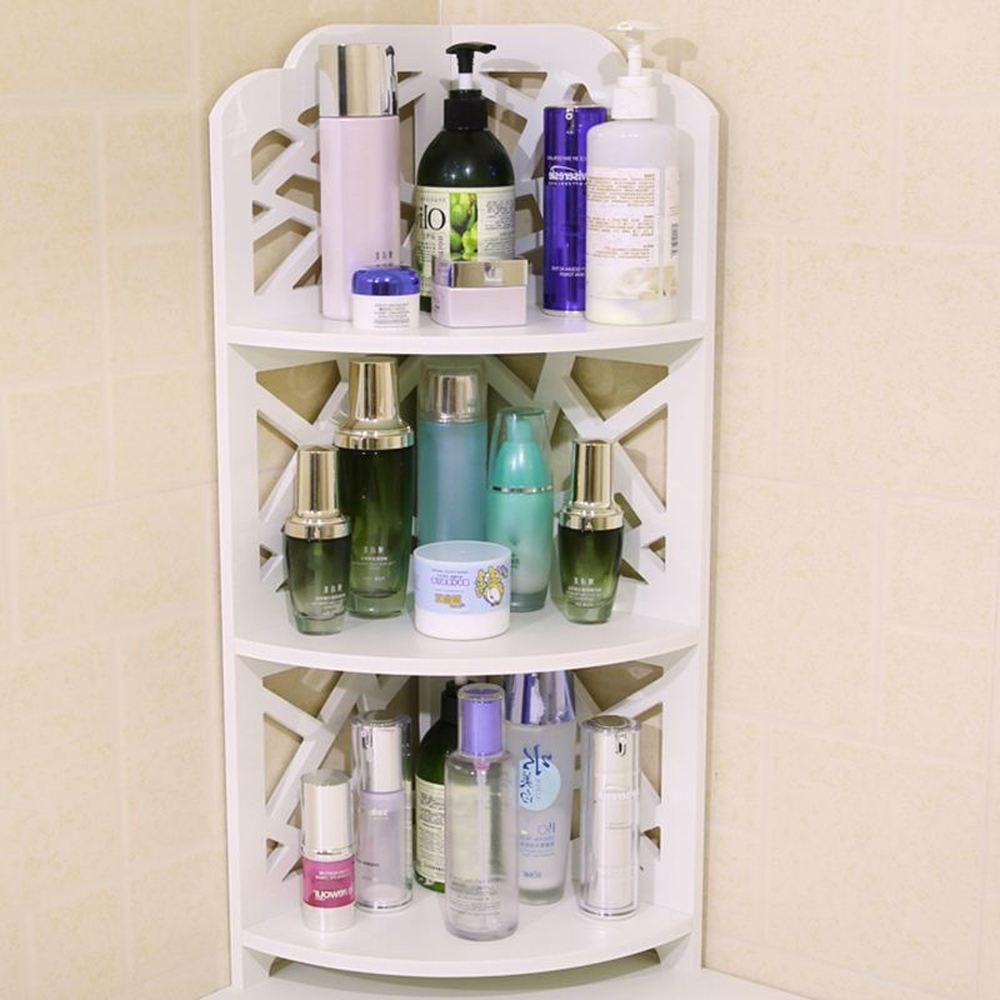 Wc badkamer hoekplank vloer opslag opslag plank kan worden wandmontage driehoek plank badkamer plank lo89510