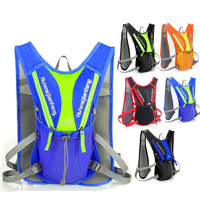 Ultralight Water Backpack Reflective   Running   Backpack   Running   Belt Phone Bag Camping Sports Bag Fanny Pack Fitness Accessories