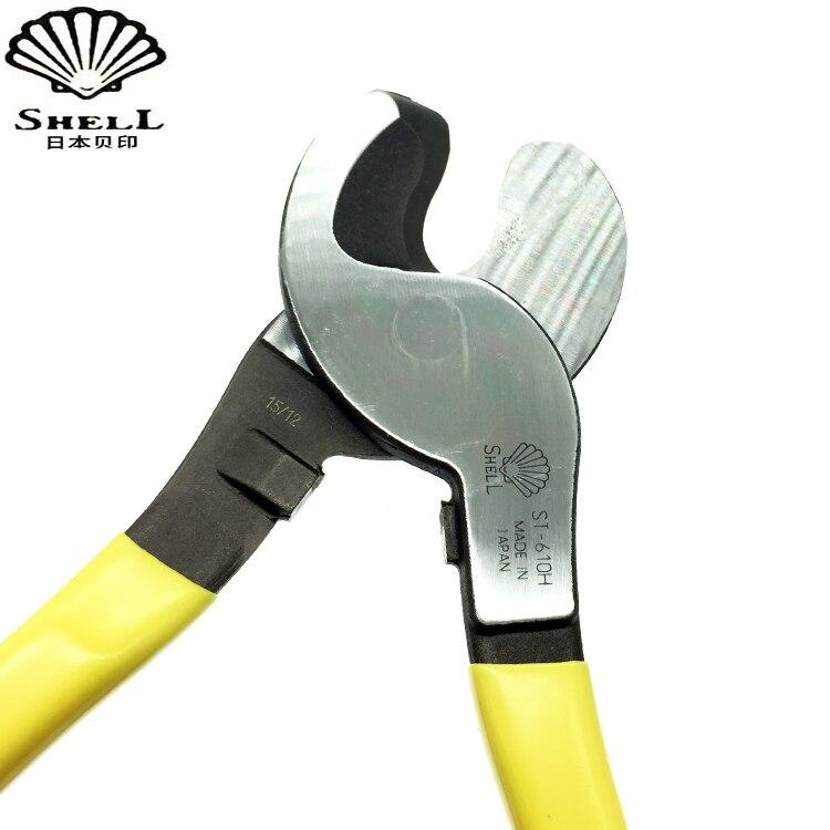 Hohe qualität shell kabelschneider zangen ST 606 ST 608 ST 610 ST ...