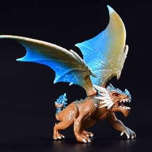 Image 4 - 1 個 12 センチメートルシミュレーションマジックドラゴン恐竜始祖鳥 pvc 固体アクションフィギュア玩具人形モデル装飾子供大人のギフト