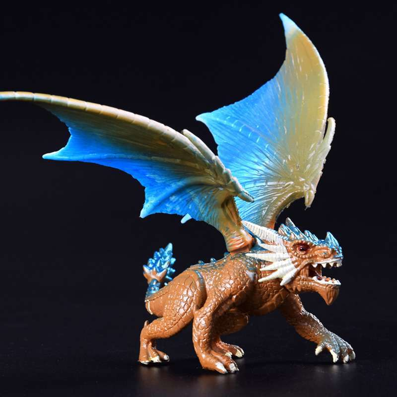 Image 4 - 1Pcs 12cm Simulation Magic Dragon Dinosaurs Archaeopteryx PVC Solid Action Figure Toy Doll Model Decoration Kid Adult Gift-in Action & Toy Figures from Toys & Hobbies
