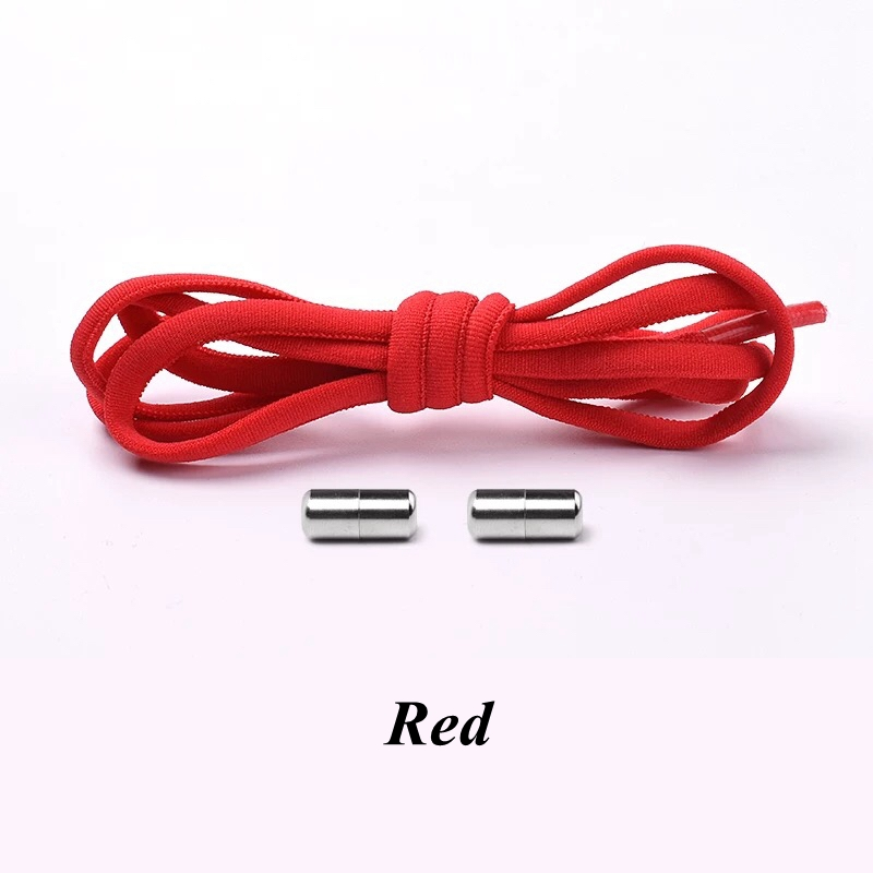 Tie shoelace Elastic Locking ,Shoelaces 6