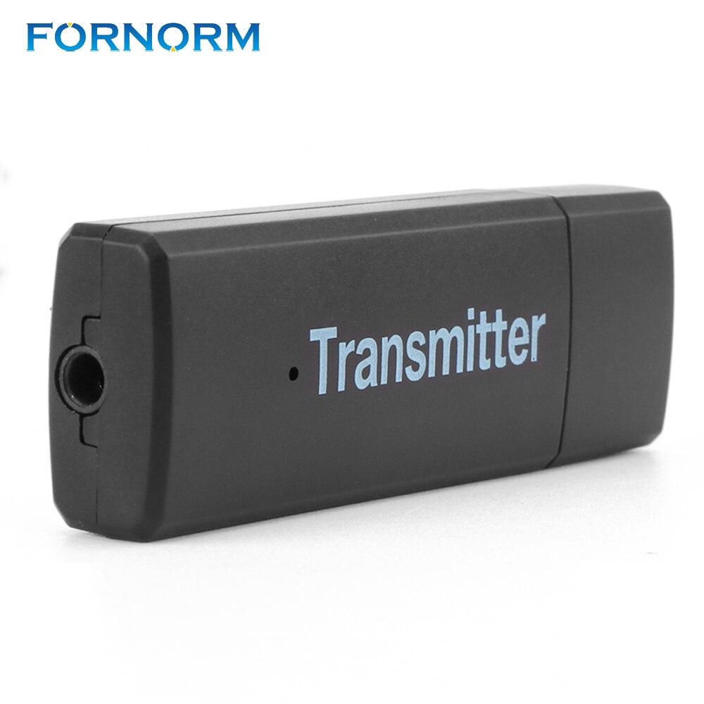 Fornorm 2,4 Ghz Blutooth Wireless Transmitter Für Auto Musik Audio Bluetooth Adapter 3,5mm A2dp Für Kopfhörer Empfänger Tragbares Audio & Video
