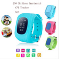 Smart Watch Phone Q50 Kid Safe Gps-часы Наручные SOS Call Location Finder Locator Tracker для Детей Ребенка Борьбе Потерянный монитор