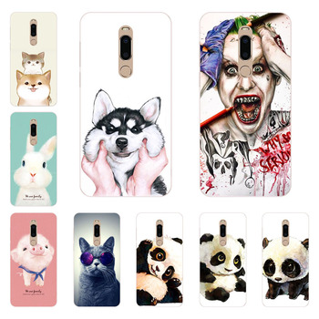 meizu m6t Case,Silicon Super panda Painting Soft TPU Back Cover for meizu m6t protect Phone shell