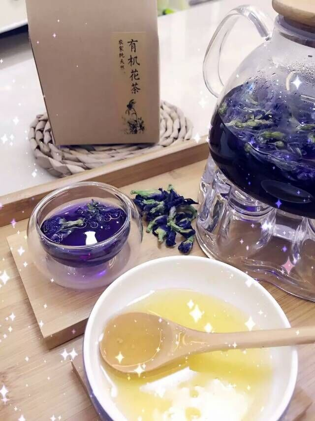 2018 High Quality Clitoria Ternatea Tea.Blue Butterfly Žirnių - Šventės ir vakarėliai - Nuotrauka 6