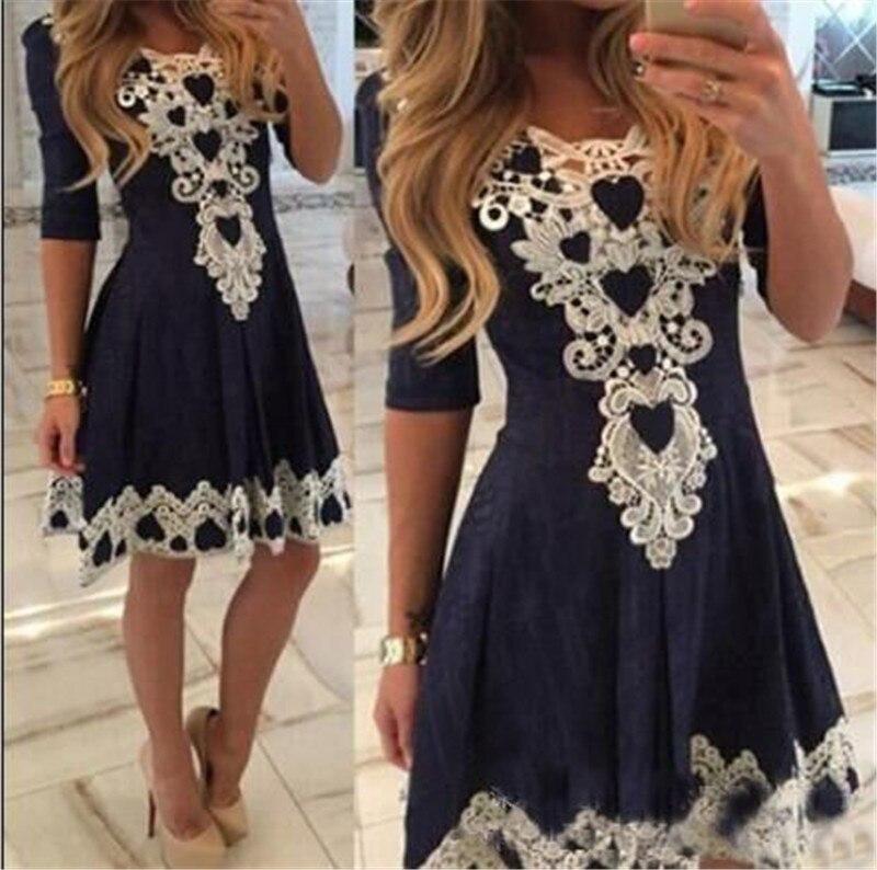 American apparel china lace dress