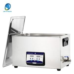 Image 3 - SKYMEN Ultrasonic Cleaner 30l digital touch control ultasonic bath 110/220V 600w stainless steel  tank cleaning Appliances