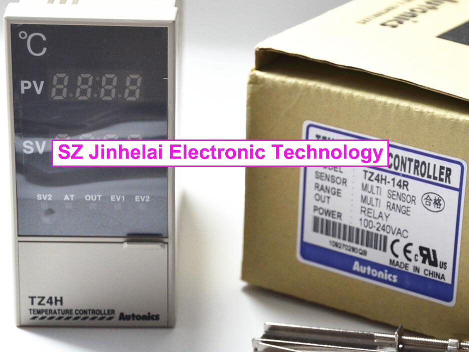 New and original TZ4H-24R, TZ4H-24S, TZ4H-24C AUTONICS 100-240VAC Temperature controller все цены