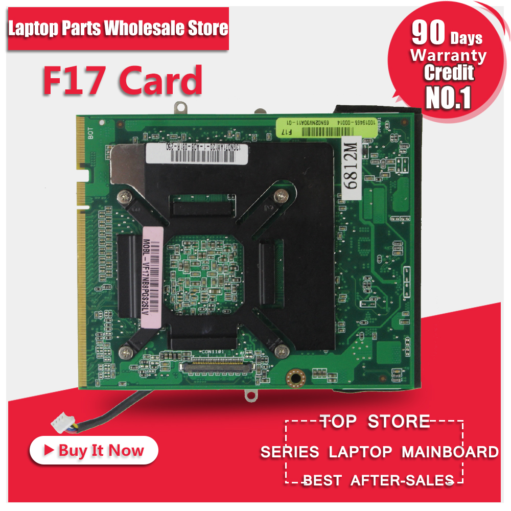 Original Video card For ASUS notebook F17 graphic card original used hd3650 512mb 216 0683013 graphic card for acer 4710 4920 4720 display video card gpu replacement tested working