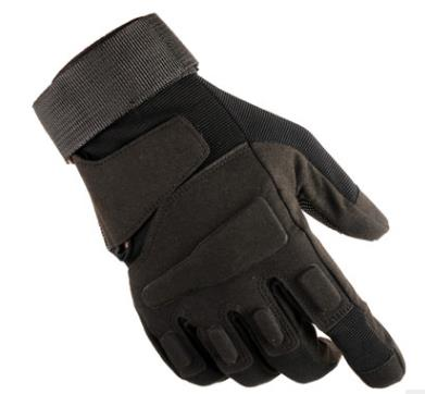 Outdoor Sports Tactical Gloves, Climbing Gloves Mens Full Gloves For Hiking Cycling Training,Winter Touch Screen Gloves