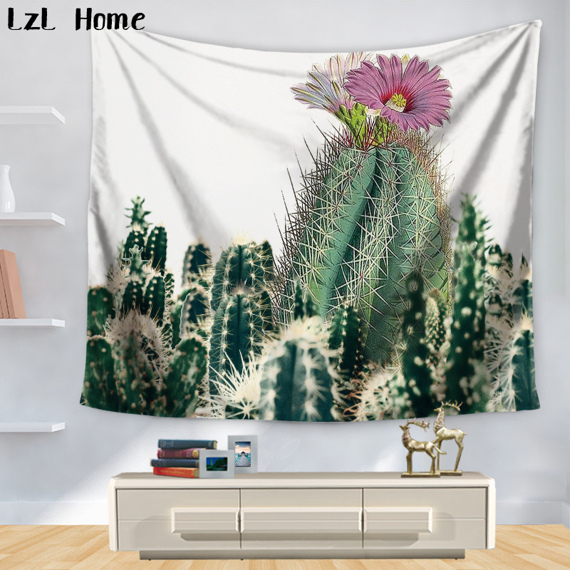 Tapestry Home Textile Landscape Printed Wall Tapestry Cotton Yoga Mat Textiles Home Decor Curtain Sofa Chair Cover Soft Beach Thrown Towel Table Cloth Vivid And Great In Style