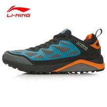 Li-ning Amortiguación Aventura Trail Running Zapatos Fuera de la carretera Corriendo Zapatos Zapatillas de Deporte Para Hombre Deportes Al Aire Libre AHRL001 XYP464