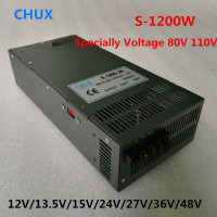 1200W Switching Power Supply 12V 13.5V 15V 24V 27V 36V 48V 80V 110V for LED Strip light 110v 220v 1200w ac to dc power supply