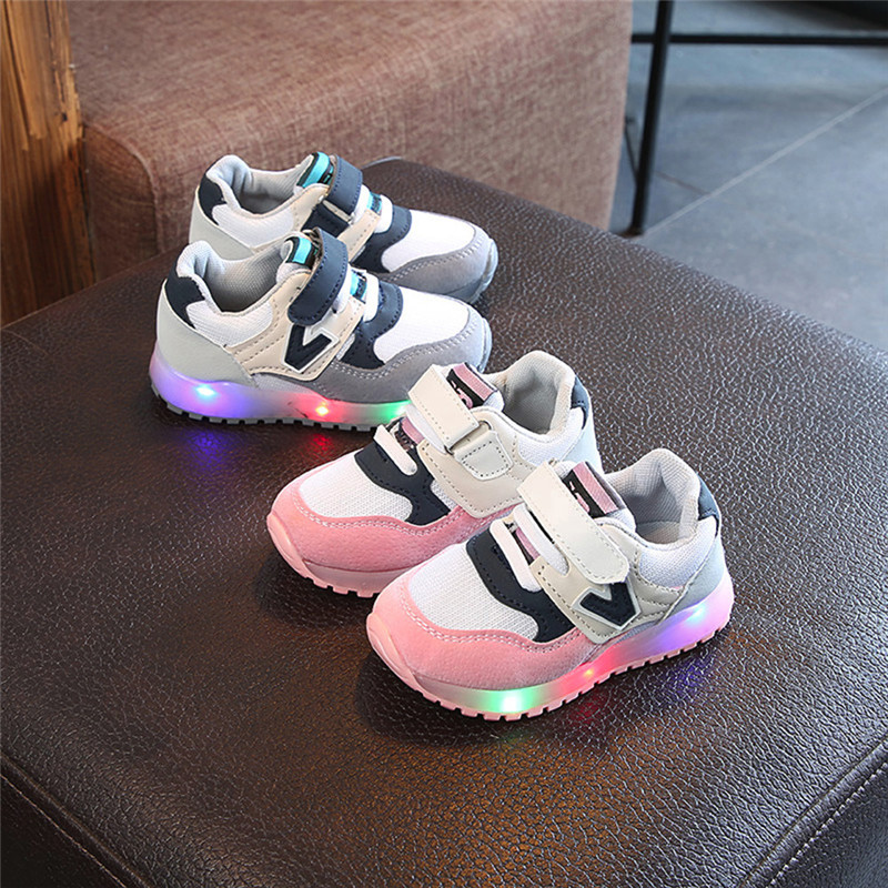 White, 15-18M Running Sports Mesh Tennis Shoes Sneakers for Toddler Kids Baby Girls Boys Cartoon Bear Sole Breathable Walking Flats