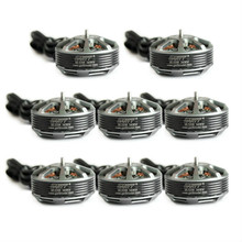 Freeshipping GARTT 8PCS ML 5208 340KV Brushless Motor For Multicopter Quadcopter Hexacopter Drone