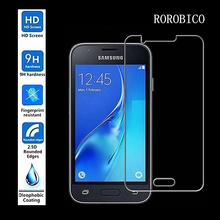ROROBICO Screen protector For Samsung Galaxy j1 mini  j120 j2 J210 A5 A510 2016 Note1 i9220 J2 Prime Prime PLUS Tempered Glass все цены