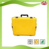 Tricases Factory Waterproof Shookproof Dustproof Hard Plastic Tool Cases For Equipment With Customized Foam M2750