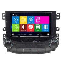 Top 7 Inch Car DVD Player GPS Navigation System For Chevrolet Malibu Holden Malibu 2013 2014