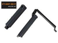 Stinger Engrenagem Celular Bateria De Armazenamento Cofre 3xCR123 Recipiente Vertical Pouch + Frete grátis (STG050890)