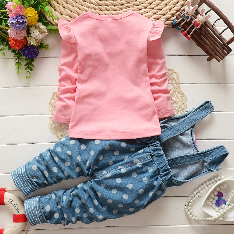Fashion-Spring-Autumn-Baby-Girls-Clothing-Set-Kids-Girls-T-shirt-Overalls-2-pcs-Clothes-Set (1)