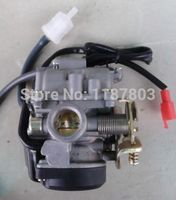 19mm Carb Carburetor For Honda GY6 Jog50 50cc 80cc Dirt Bike Moped 4Stroke 50cc 60cc 70cc