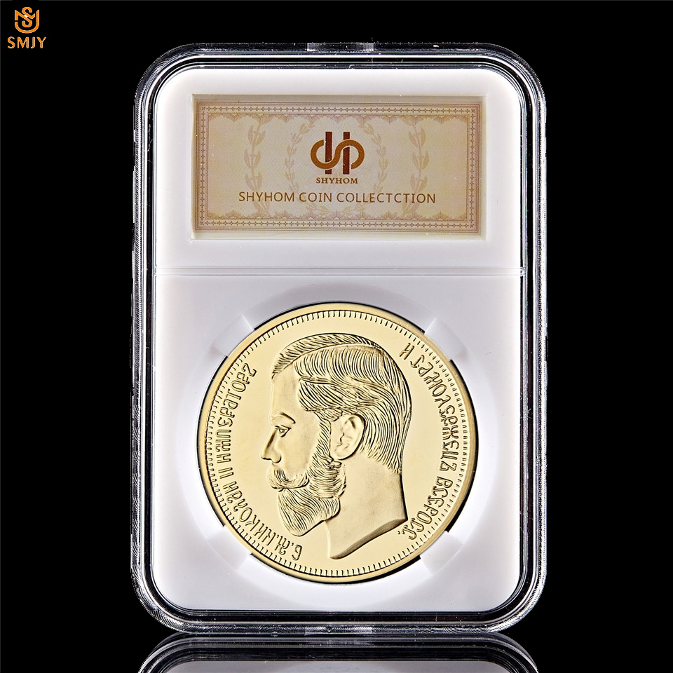 Happy 50th Birthday Present Beer Gift Gold Plated Commemorative Coin