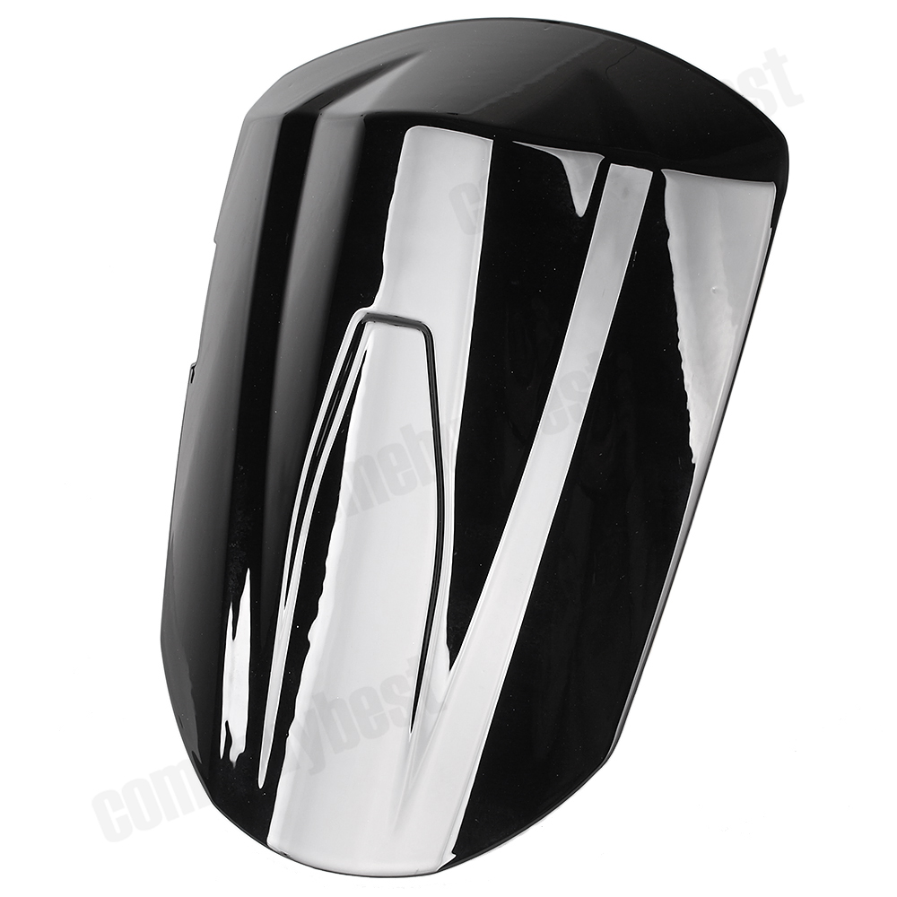 Motorcycle Rear Back Seat Cover Cowl Fairing for Suzuki GSXR600 GSXR750 2008 2009 2010 K8 ABS Plastic