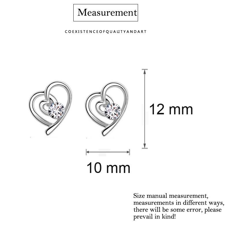 лето 2017 новое поступлениеselling оптовая классический ES rustle colon сердце циркон комплект ювелирных изделий цепочки и ожерелья + серьги k0333