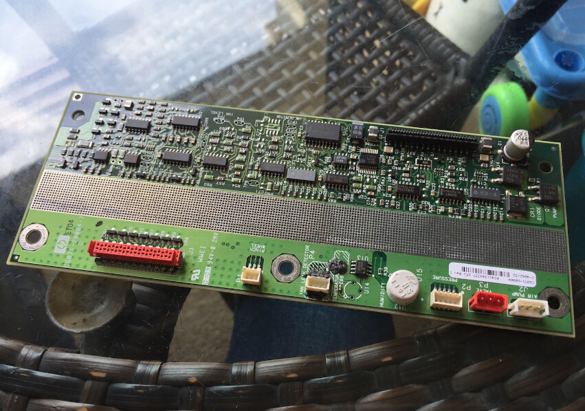 C6074-60407 C6074-60284 C6071-60004 For HP Printers DesignJet 1050C 1055CM ISS PC Board
