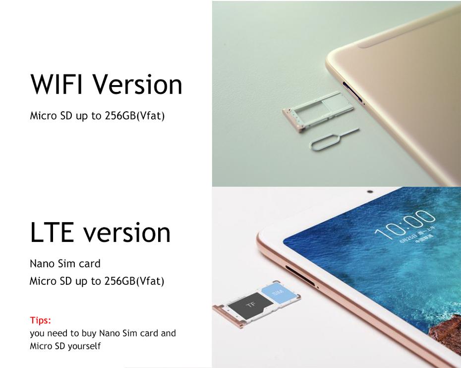 Xiaomi mi Pad 4 7