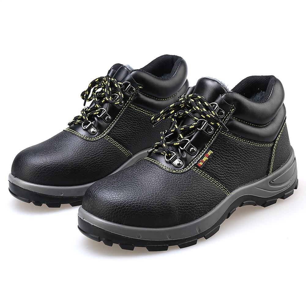 Atemschutzmaske Ac11012 Sicherheit Schuhe Schutz Atmungsaktive Industrie Anti-smash Anti-piercing Anti-skid Runde Kappe Arbeits Schuhe 2019 Acecare-f Sicherheit & Schutz