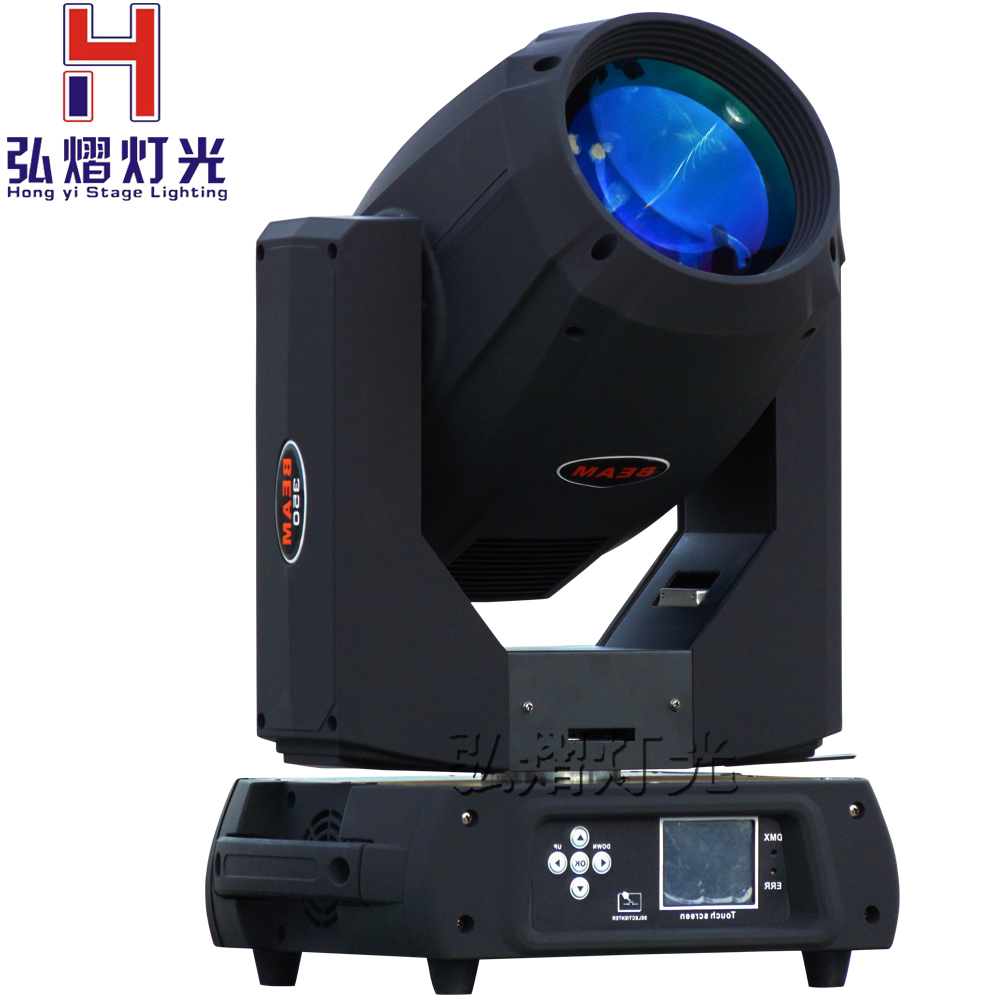 1pcs/lot Newest 350W Sharpy Beam Spot Wash Moving Head Light Beam 350 Beam 17R Disco Nightclub Stage Light 2pcs lot flycase 16 prism power 350w 17r moving head beam sharpy light lyre gobos lumiere dmx 17r spot stage dj party lighting