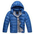 Boys Outerwear Thickening New High Quality Retail Children's Winter Down Jackets Baby  Warm Coat Free shipping