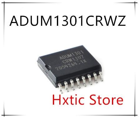 NEW 10PCS LOT ADUM1301CRWZ ADUM1301CRW ADUM1301C ADUM1301 SOP 16 IC