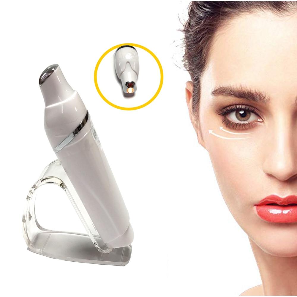 Masseur électrique Rechargeable Anti-âge Anti-rides gomme supprimer les cernes yeux gonflés cernes masseur de levage de visage