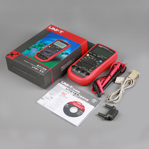 Image 4 - UNI T UT61E High Reliability Digital Multimeter Meter PC Connect AC DC Voltage Relative Mode 22000 Counts Data Hold