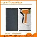 Para htc desire 626 novo monitor lcd tela do painel completo + tela de toque digitador assembléia painel de vidro frete grátis + ferramentas