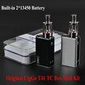 CigGo Original T41 Caixa Mod cigarro eletrônico TC display OLED 41 Watts e-cigarros VS Mod Kit 1100 mAh bateria ego T bateria