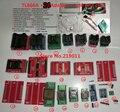 100% ORIGINAL V6.5 TL866A programador + 24 adaptadores + IC clipe de Alta velocidade TL866 AVR PIC Bios 51 Mcu Programador EPROM