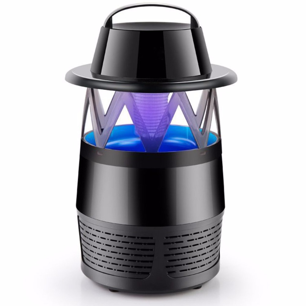 ICOCO Inhalant Mosquito Killer Lamp Electronic Bug Zapper Light No Radiation USB Power LED Mosquito Repellent for Indoor Outdoor