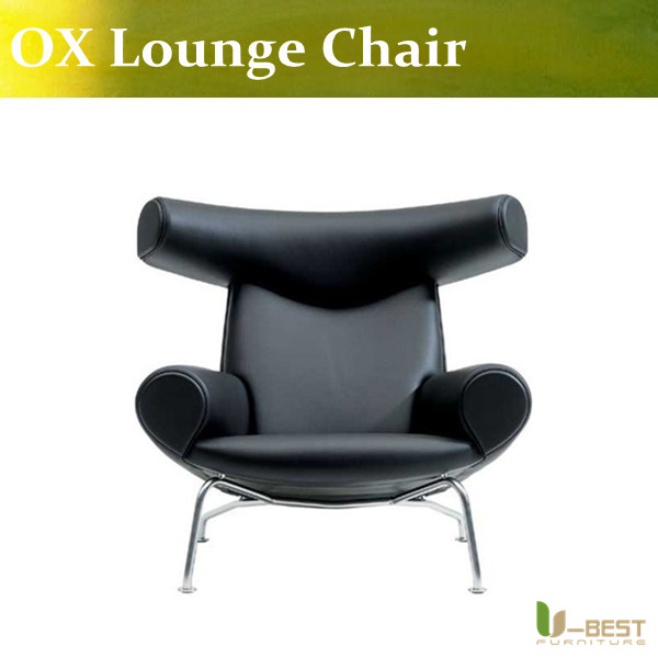 U-BEST high quality OX Chaise Lounge ,Original Ox Lounge Chair With Ottoman, Ox Chair,Leather OX Chair u best high quality ox chaise lounge original ox lounge chair with ottoman ox chair leather ox chair