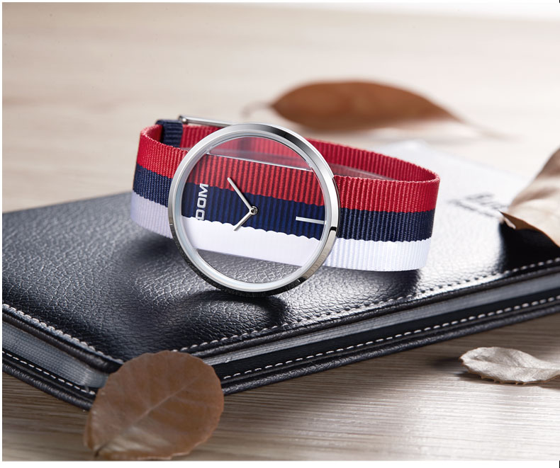 DOM: Reloj de pulsera de lujo para mujer 22