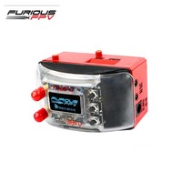 FuriousFPV Dock King FPV Ground Station & True D Diversity Firmware V3.7D Combo For RC FPV Models Multicopter Goggles Parts